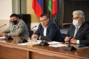 Комиссия обсудила санитарно-эпидемиологическое благополучие населения